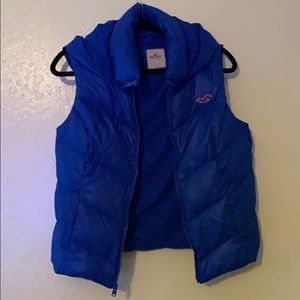 Woman's American Eagle puffy vest size Lg.